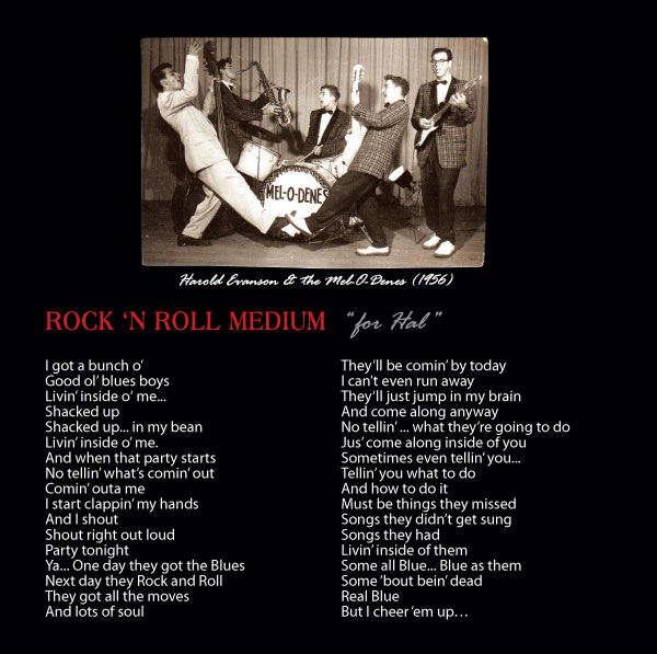 Rock N Roll Medium