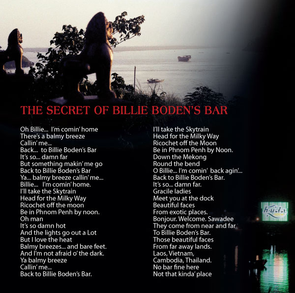 The Secret of Billie Boden's Bar